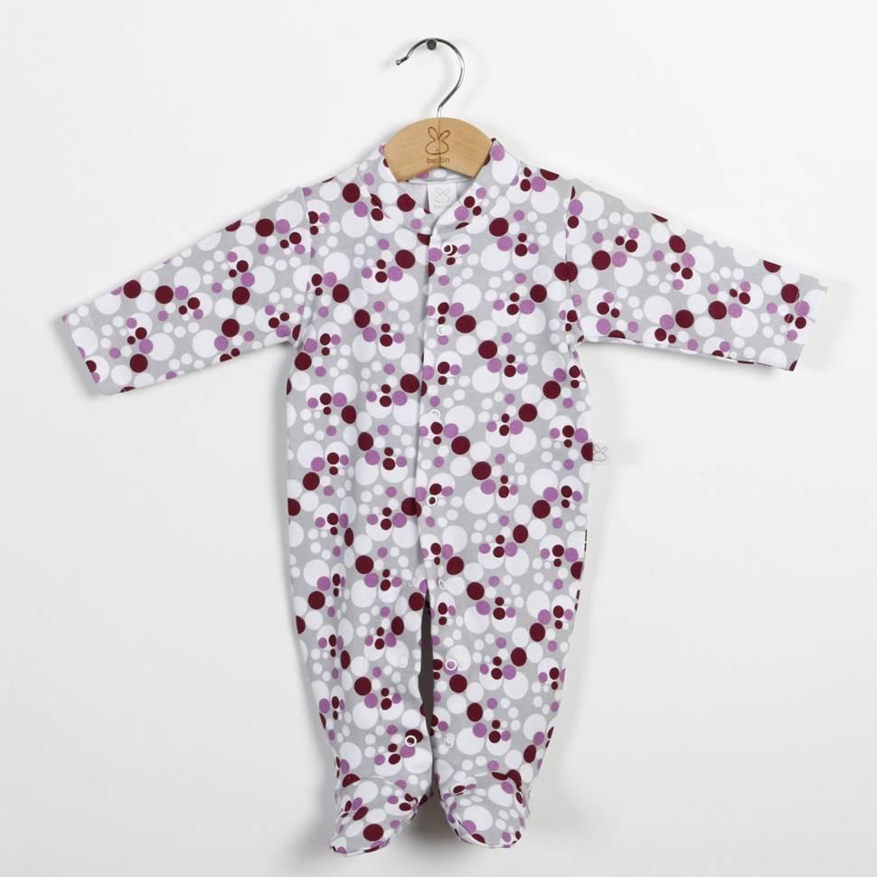 Pijama de algodón BAMBU rosa