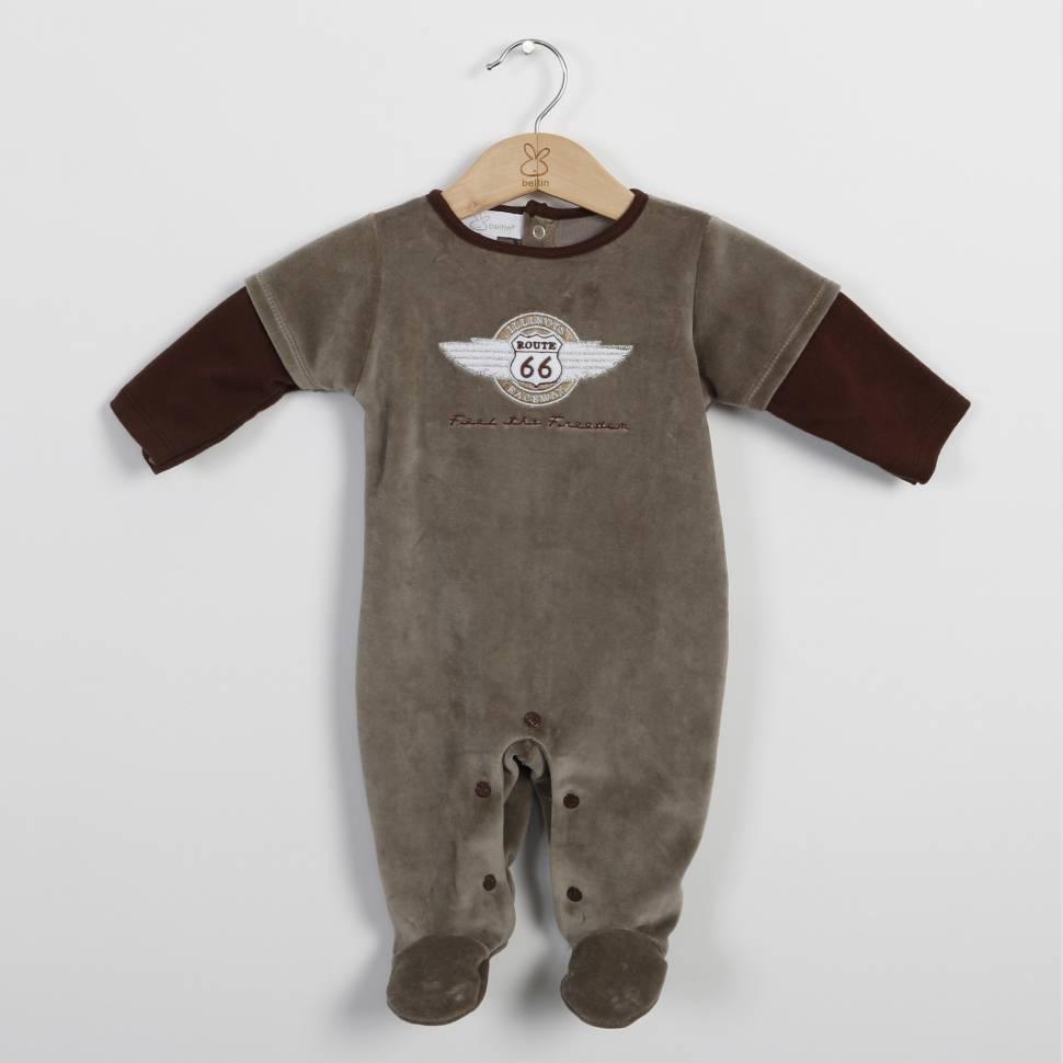 Pijama bebé ROUTE de beltin newborn