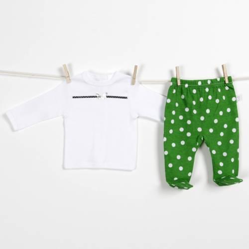 Primera puesta Beltin newborn Topos verde