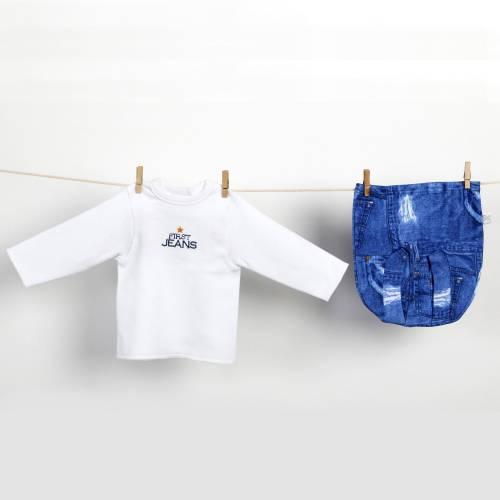 Primera puesta Beltin newborn Jeans