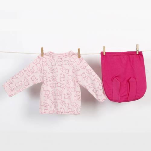 Primera puesta Beltin newborn ROXY rosa