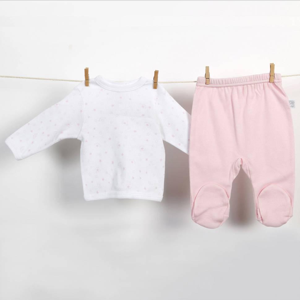 Primera puesta Beltin newborn ARAN rosa