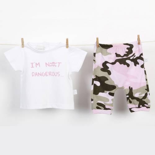 Conjunto Pantalón CHARLY rosa