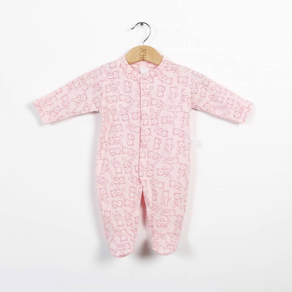 Pijama de algodón ROXY rosa