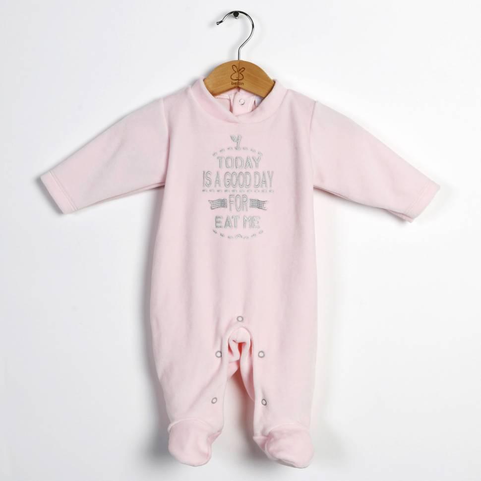 Pijama para bebé GOLDEN ROSA de beltin newborn