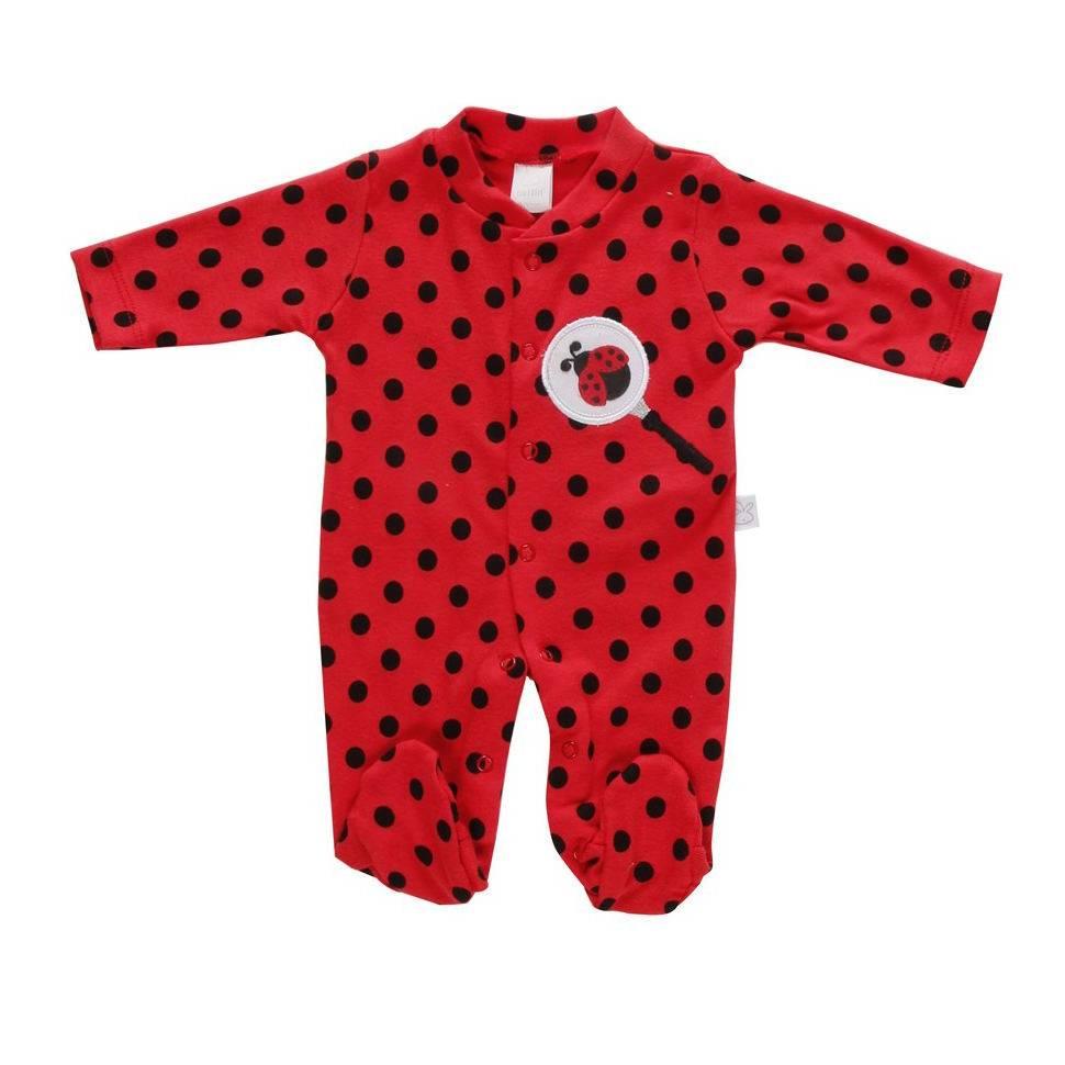 Pijama BUGS rojo