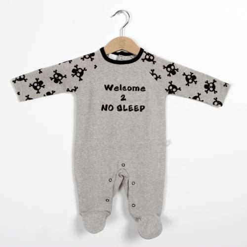 Pijama ALFA gris