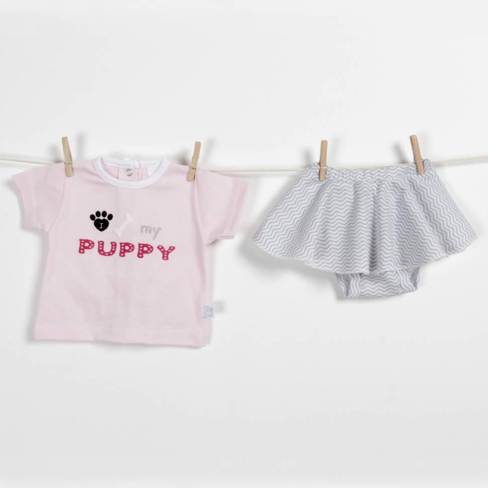 Conjunto FALDA Puppy