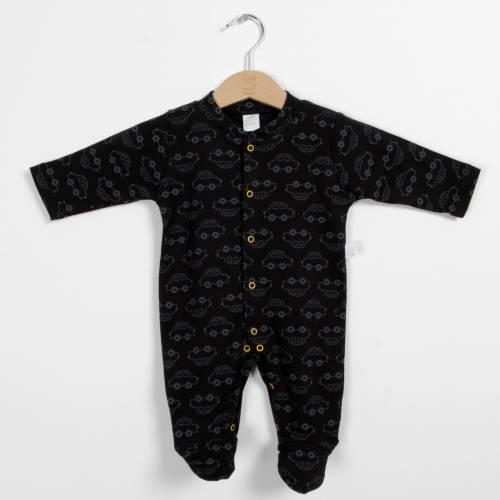 Pijama TAXI negro