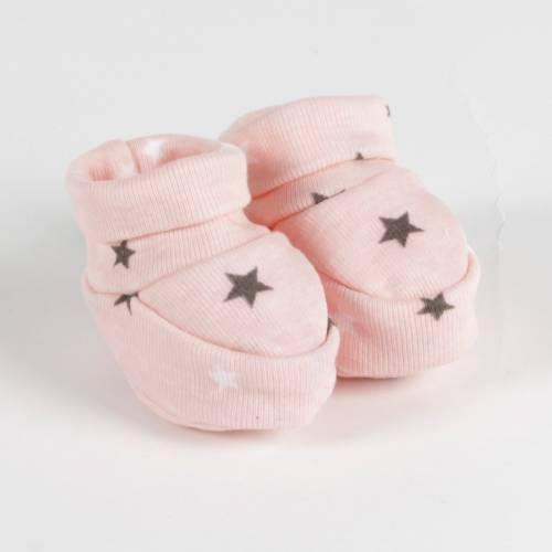 Patucos STARLIGHT rosa