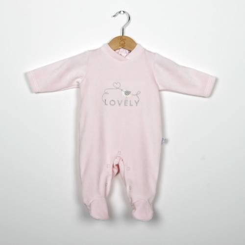 Pijama BIRDIE rosa