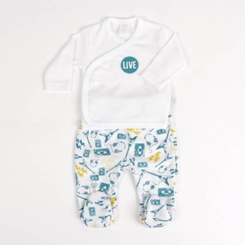 Primera puesta Beltin newborn Live Azul