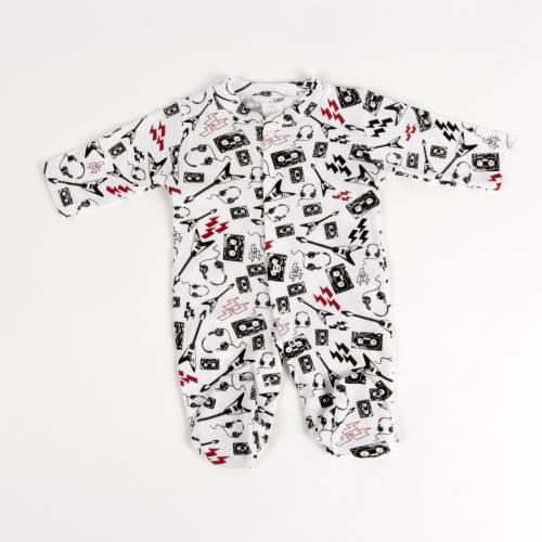 Pijama LIVE negro