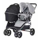 Valco Snap Duo Gris Marle