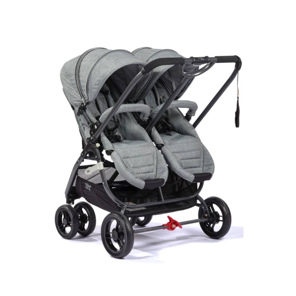 Valco Snap Ultra Duo Gris Marle