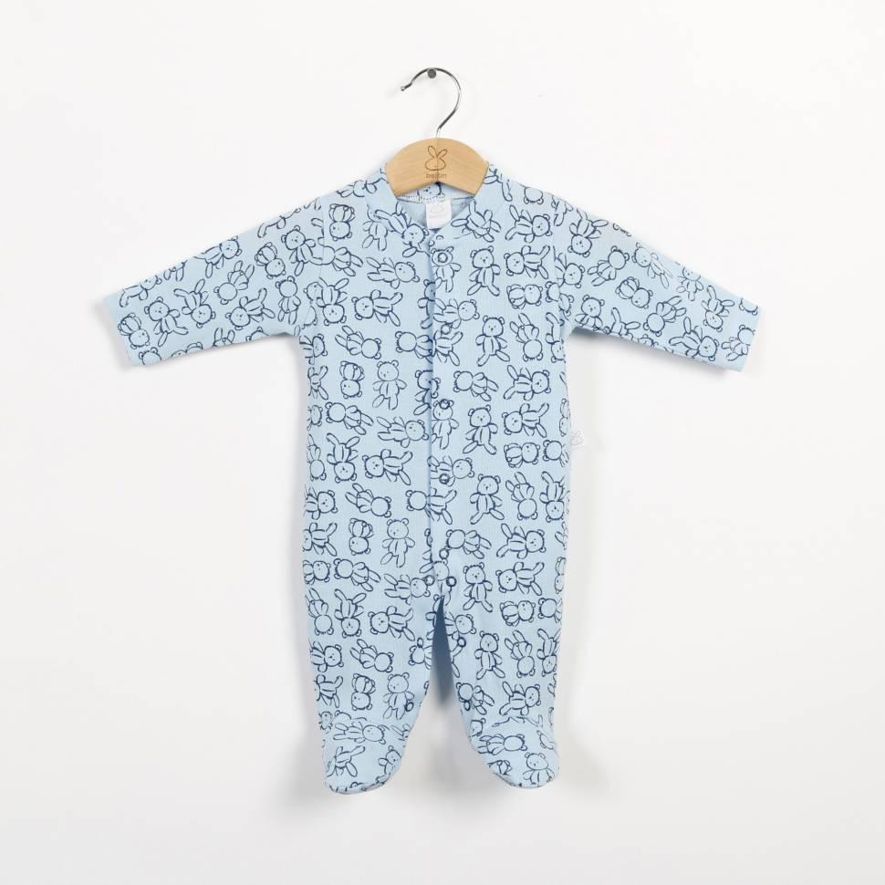 Pijama de algodón ROXY azul