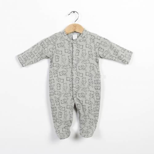 Pijama ROXY gris