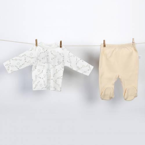 Primera puesta Beltin newborn CIELO beige