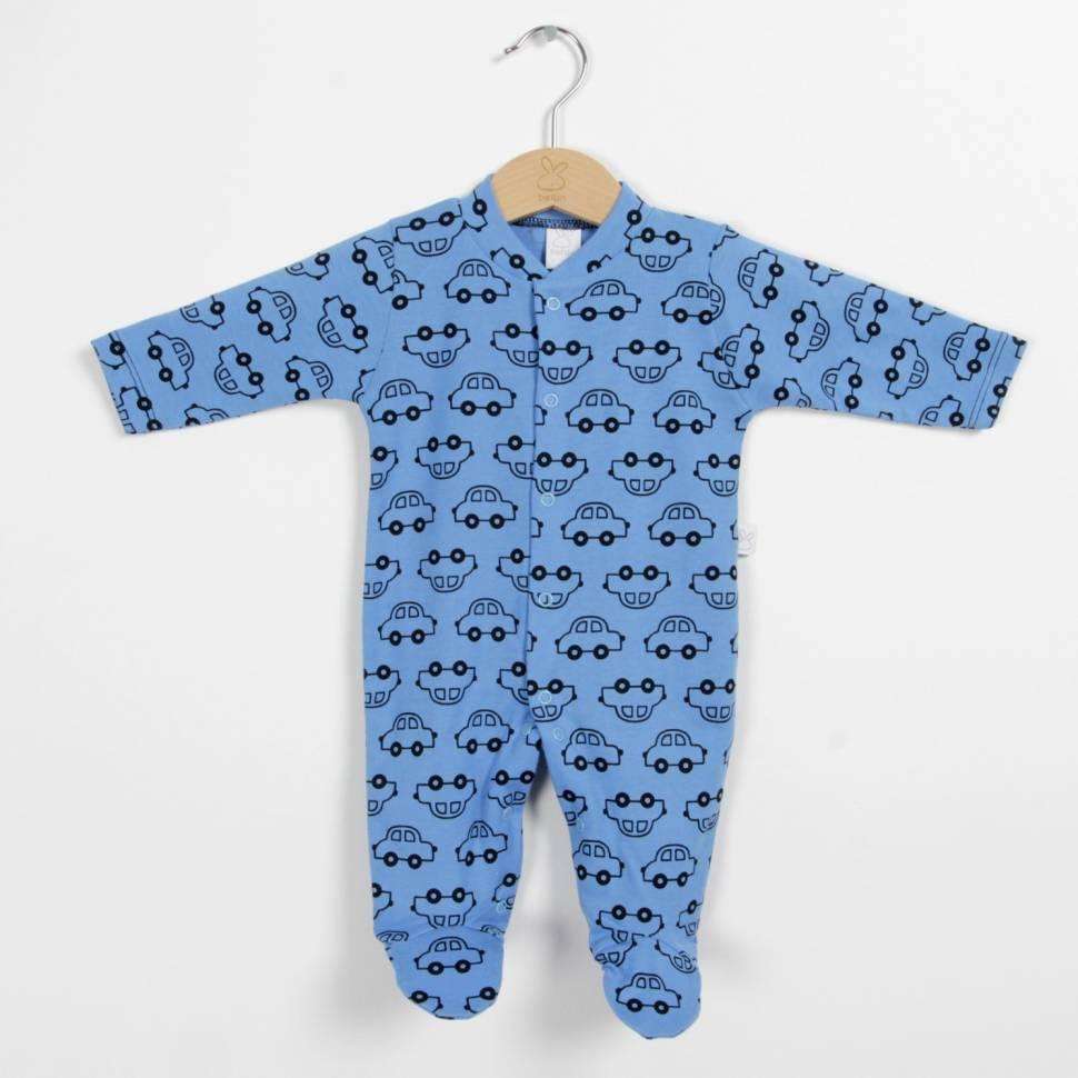 Pijama TAXI azul