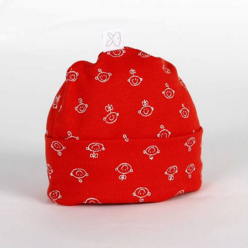 Gorro PEOPLE rojo