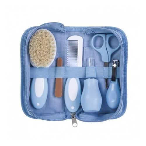 Estuche de higiene SARO azul