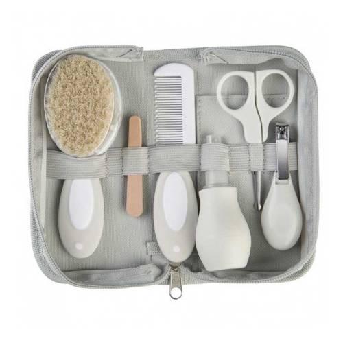 Estuche de higiene SARO gris