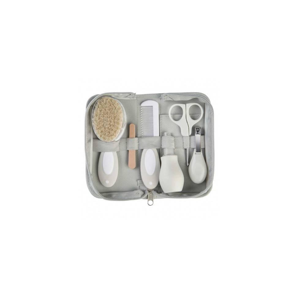 Esctuche de higiene SARO gris