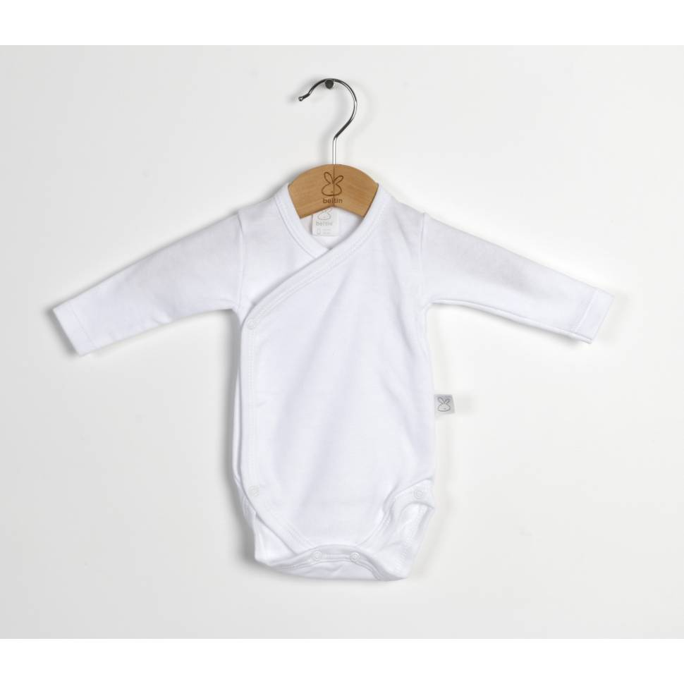 Body m/l BASIC blanco