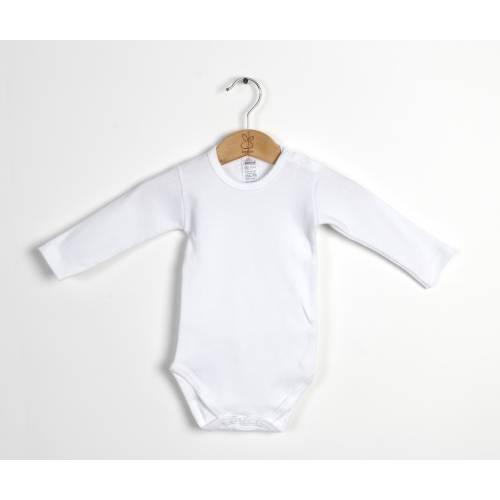Body Clasic m/l AFELPADO blanco