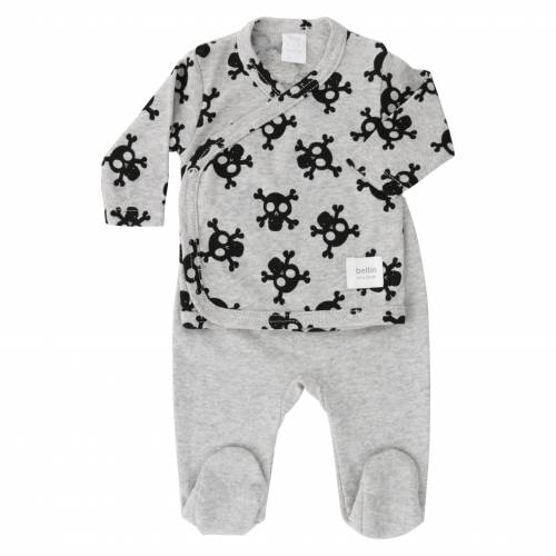 Primera puesta ALFA gris Beltin newborn