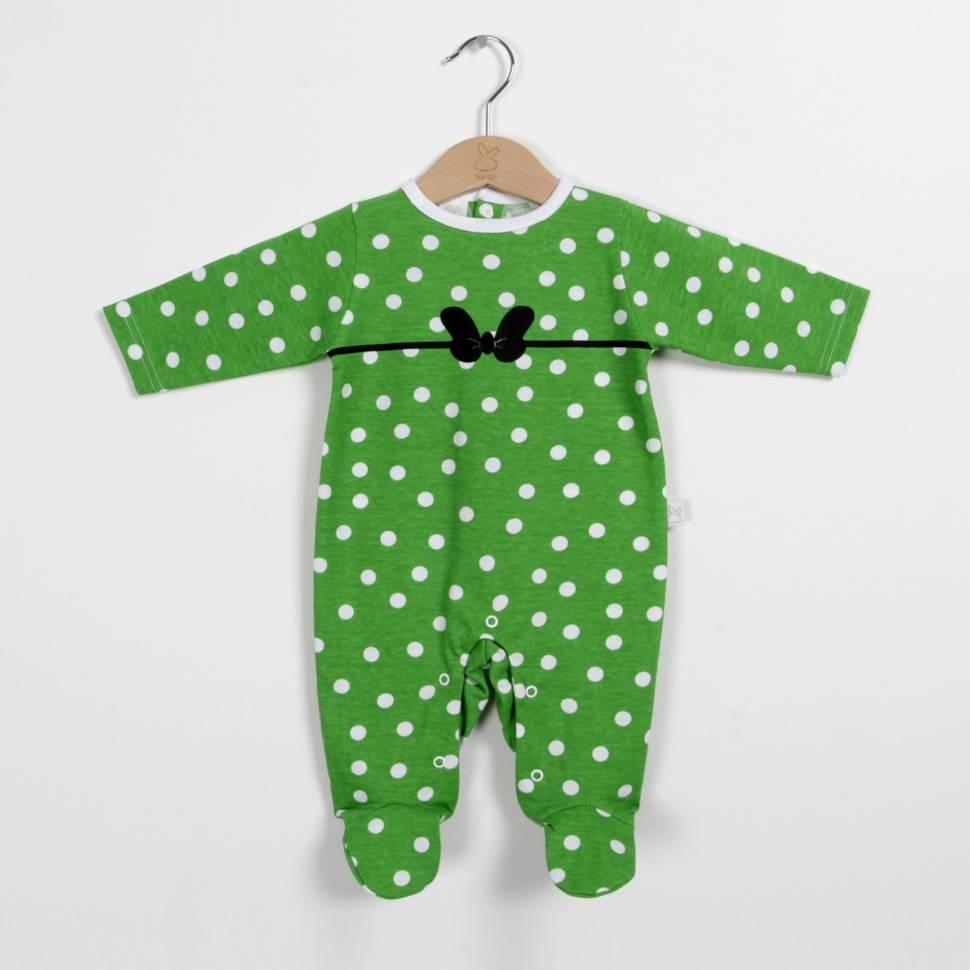 Pijama TOPOS verde