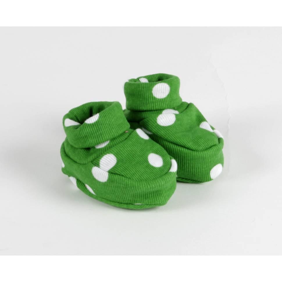 Patucos TOPOS verde