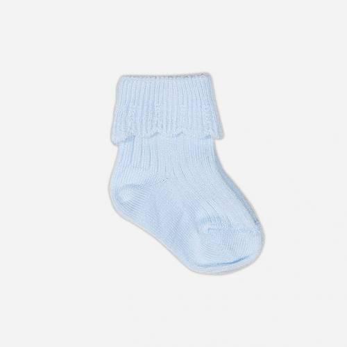 Calcetines Carlomagno azul Talla bebé