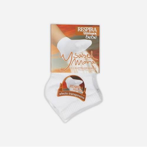3 Pares de calcetines Isabel Mora Blancos con puño