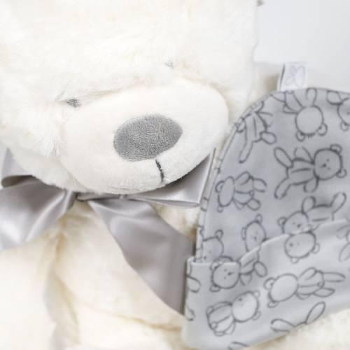 Gorro beltin newborn ROXY gris