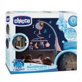 Movil Musical Chicco Next2dream Azul en caja