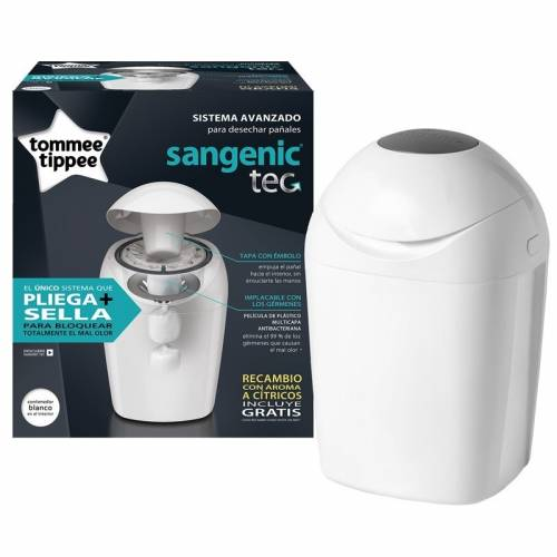Contenedor blanco TOMMEE TIPPEE