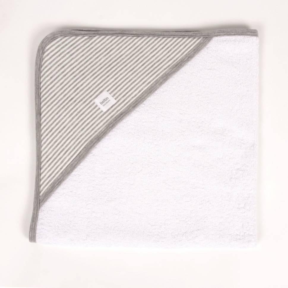 Capa de baño STRIPE GRIS