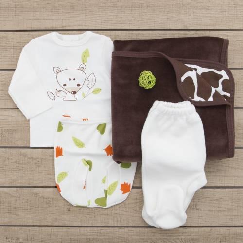 Pack para bebé recién nacido FOX