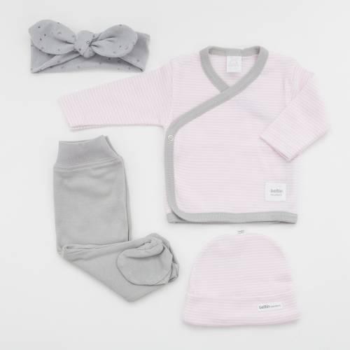 Pack primera puesta para bebé AMORE de beltin newborn
