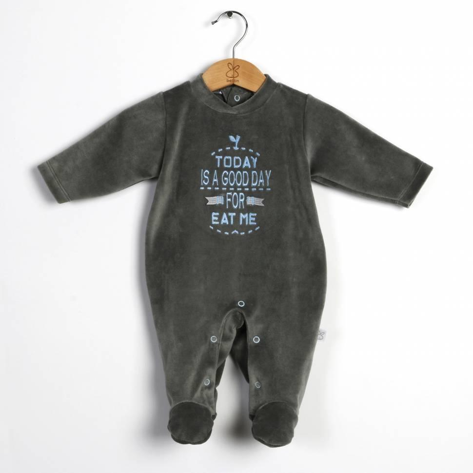 Pijama para bebé GOLDEN AZUL de beltin newborn