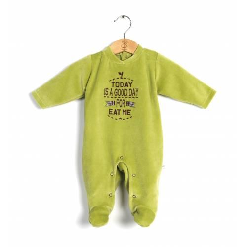 Pijama GOLDEN VERDE de beltin newborn
