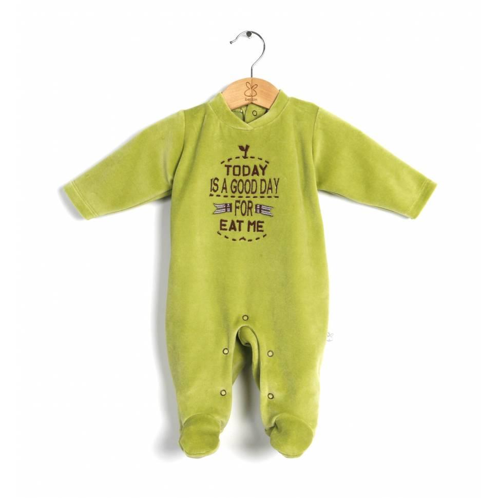 Pijama para bebé GOLDEN VERDE de beltin newborn