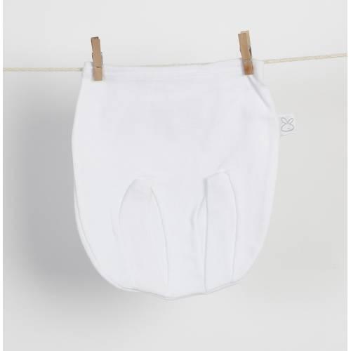 Ranita cubre pañal BASIC blanco Prematuro