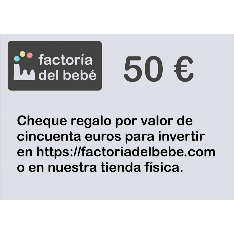 Cheque 50€